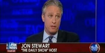 Stewart To O'Reilly: You've Been Overtaken By A More Extreme Version Of You - You're Like Fox 1.0