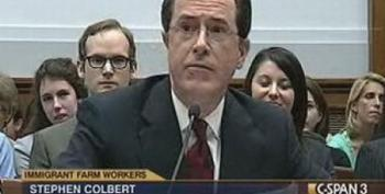Colbert Reads Opening Statement At House Immigration Hearing