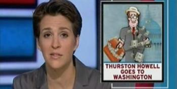 Rachel Maddow: Billionaires Pump Money Into Karl Rove's Political Operation