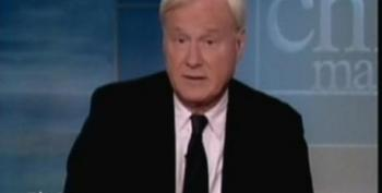 Chris Matthews Wonders If Obama Will Refuse To Run For Re-Election