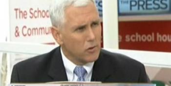Mike Pence Can't Name A Single New Idea By Republicans In Their 'Pledge'