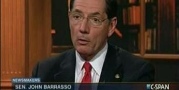 Sen. John Barrasso Still Hawking Republican Health Care Bill Lies