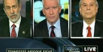 Why Does Anderson Cooper Think PNAC Hate Monger Frank Gaffney Deserves Some Air Time?