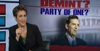 Jim DeMint: Party Of One?