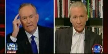 O'Reilly And Maher On Deficits, Extremism And Tea Partiers