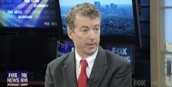 Rand Paul: Social Security Retirement Age May Need To Be Raised