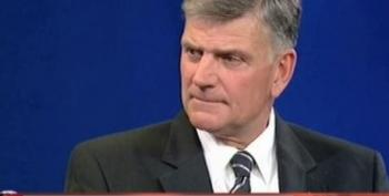 Franklin Graham: Sharia Gives 'Authority' For Honor Killings