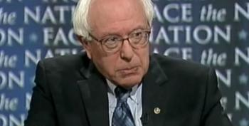 Bernie Sanders: Republicans 'Do Not Want America To Succeed'