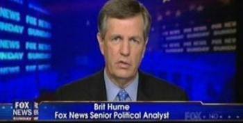 Brit Hume Wonders If Obama Is Going To Be Able To 'Move  To The Center' After Mid-terms