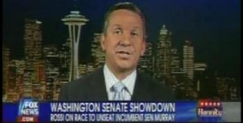 GOP's Dino Rossi On Sean Hannity Gets Free Segment To Tout His Campaign Against Sen. Murray