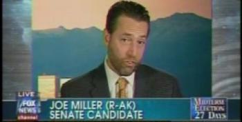 Megyn Kelly Gives Joe Miller Another Shot At Endorsing Palin's Presidential Bid. He Declines