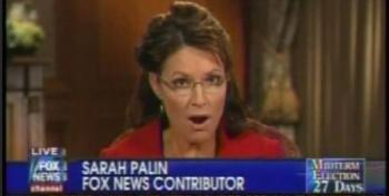 Palin And Hannity Complain That Obama, Dems Using 'Politics Of Destruction' -- Then Laud McMahon's Smear Ad