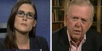 Lou Dobbs And Isabel MacDonald Debate Dobbs' Illegal Immigrant Controversy