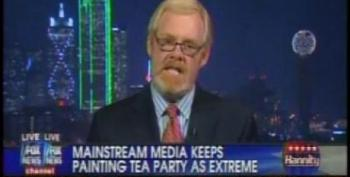 Brent Bozell Whines To Sean Hannity About How The Evil Librul Media Paints The Tea Party Folks As Extreme