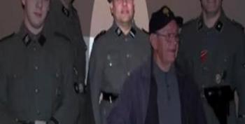 Rich Iott (OH-09): Nazi Re-Enacter