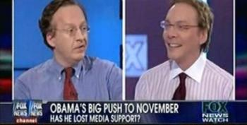 Alan Colmes: Well Look At All Of The Presidential Candidates That Work For Fox News On The Repubican Side
