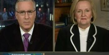 Sen. Clair McCaskill On The Need To Pass The Disclose Act