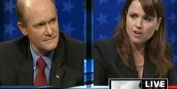 Christine O'Donnell - Chris Coons Debate Healthcare