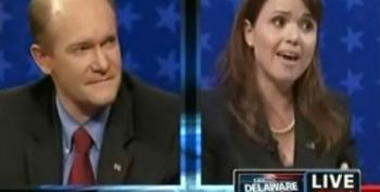 Christine O'Donnell Calls Chris Coons A Marxist During Debate