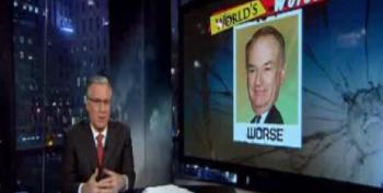 Olbermann: O'Reilly 'Just Another Fox News Bigot'