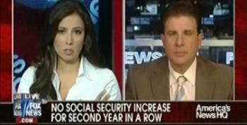 Fox Allows Financial Consultant Tavella To Propagate Myth That Social Security Is 'Broke'