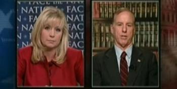 Liz Cheney And Howard Dean Spar Over Campaign Contributions And Chamber Of Commerce Funding