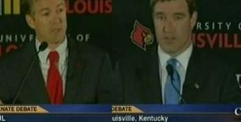 Rand Paul Accuses Jack Conway Of Demeaning Kentucky