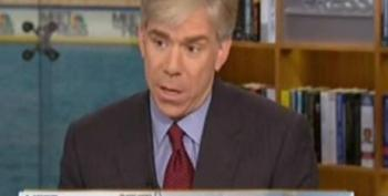 David Gregory Carries Water For Karl Rove And US Chamber Of Commerce
