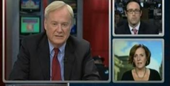 Chris Matthews Makes Right Wingers Heads Explode For Suggesting Right Wing Thuggery Is Akin To 1930's Fascism