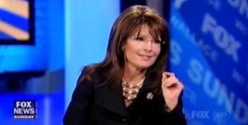 Palin Compares Herself To Reagan To Defend Reality Show