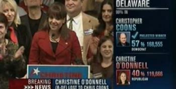Christine O'Donnell 'Concession' Speech