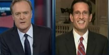 Eric Cantor Can't Explain How Republicans Will Pay For The Bush Tax Cuts