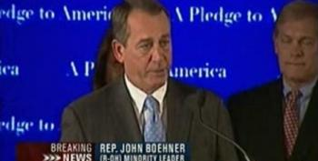 Crying John Boehner's Mid-Term Election Victory Speech