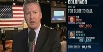 Vote Count Error In Colorado Senate Race