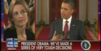 Press Tosses GOP Talking Points At Obama: 'A Fundamental Rejection Of Your Agenda?'