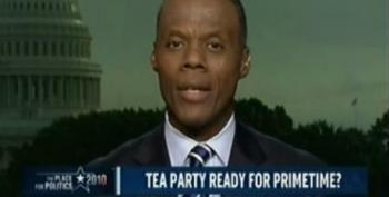 J.C. Watts: A Lot Of Those Howard Dean Folks Are With The 'Tea Party' Folks Today