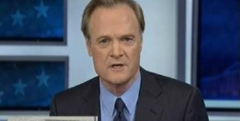 Lawrence O'Donnell Shows Us The Right And Wrong Ways To Give A Concession Speech