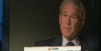 Chris Matthews Show Panel Does Their Best To Trivialize Bush Interview With Matt Lauer