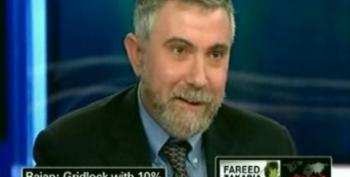 Economists Krugman And Rajan: US Economy Will Suffer Terribly From Gridlock