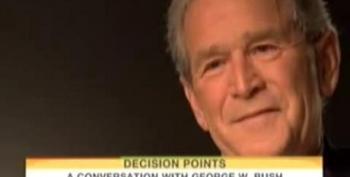 Bush: Cheney Was 'Angry' I Didn't Pardon Libby