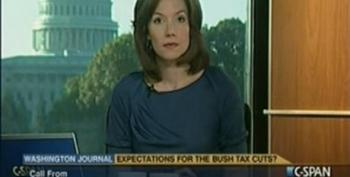 C-SPAN Caller Has Solution For Bush Tax Cuts Debate - Just Let Democrats Pay The Taxes