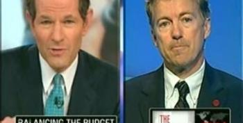 Rand Paul Gets Pissy With Eliot Spitzer For Asking Him To Name Specific Budget Cuts