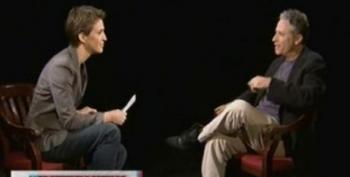 Rachel Maddow: The Interview With Jon Stewart Part 4