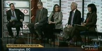 Sunday Talk Show Hosts Discuss Upcoming Guests For Nov. 14, 2010