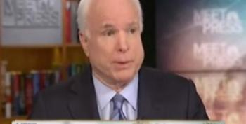 McCain Continues To Move The Goalposts On DADT Repeal