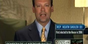 Blue Dog Heath Shuler Says He'll Challenge Pelosi For Leadership Post