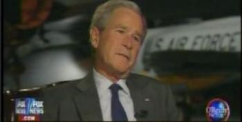 George W. Bush's Image-Makeover Tour Features Interviews With All Major Fox Anchors ... Except One