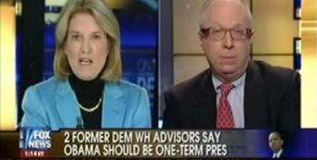 Greta Van Susteren Brings On Fox 'Democrat' Doug Schoen To Push Op-ed That Obama Should Not Seek Reelection