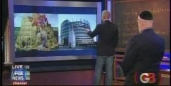 Glenn Beck's Latest Theory: EU Building In France Modeled After Mythical Tower Of Babel
