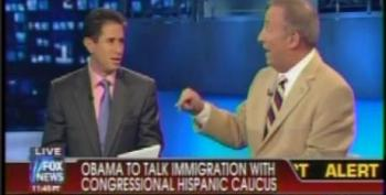 Talking Immigration Reform On Fox: When Republicans Stick With The Nativist 'No' Votes, Who Will Win?